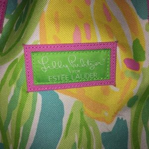 Lilly Pulitzer Bags - Lily Pulitzer Tote Bag